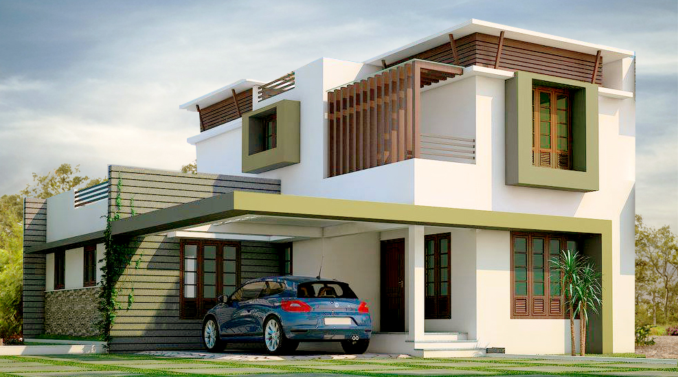Below 30 lakhs Compact 4 Bedroom residence