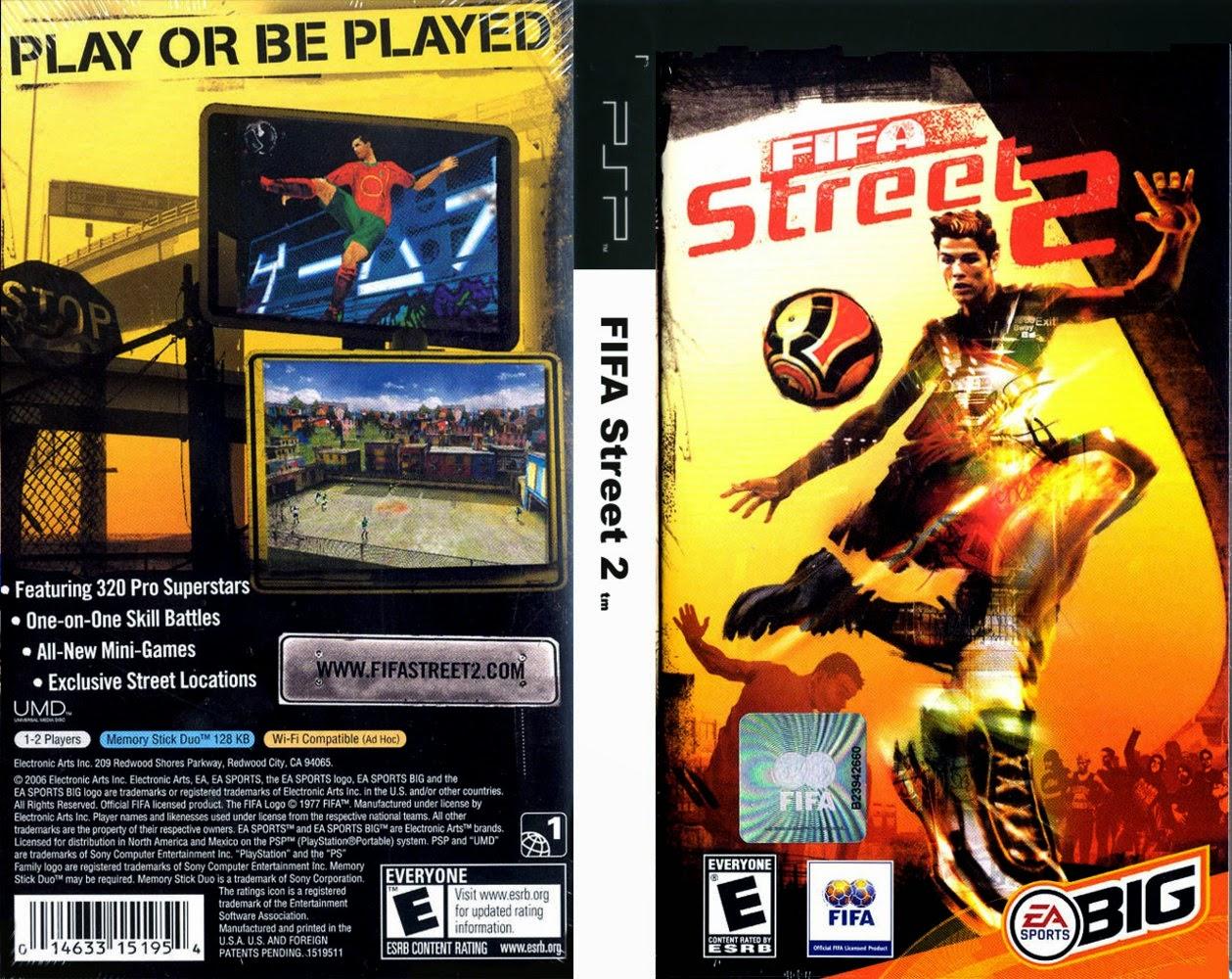 تحميل لعبة fifa street