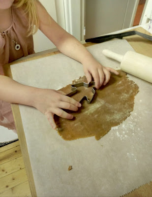 Pikku apuri, leivonta