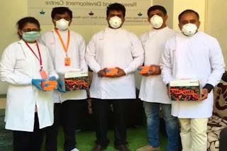 पुणे की माय लैब लेबोरेटरी ने बनाई भारत निर्मित पहली कोरोनावायरस टेस्ट किट