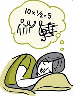 Fun sleep gathering thoughts