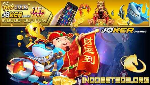 Slot Joker Gaming Tersedia Di Situs Indobet303