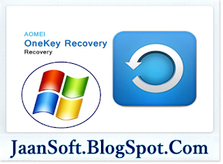 AOMEI OneKey Recovery 1.5 For Windows Free Download 2020