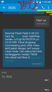 cara daftar paket internet super murah telkomsel 8 Gb 50.000 wd-kira