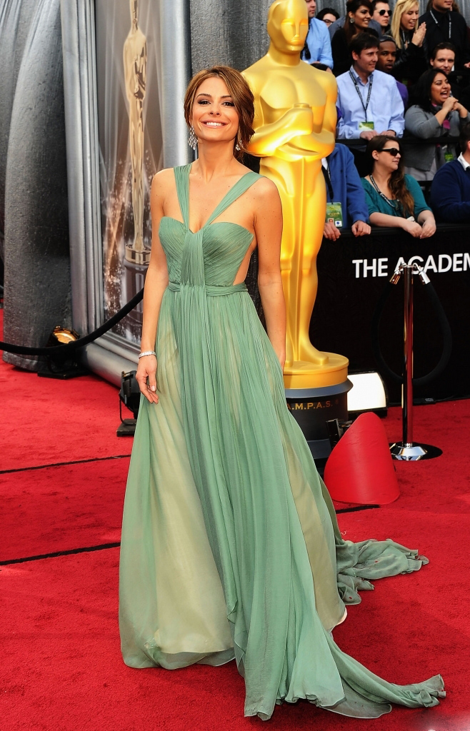 Amazing world fun 15 best oscar dresses 2012 - Red carpet oscar dresses ...