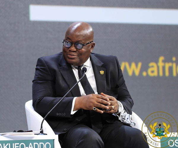 Same-sex marriage will never happen during my tenure - President Nana Akufo-Addo says