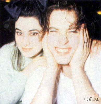 www reneeruin com: Just Like Heaven | Robert Smith & Mary Poole