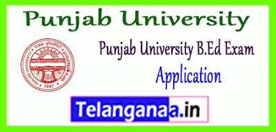 Punjab University (B.Ed) Bachelor of Education Application Syllabus