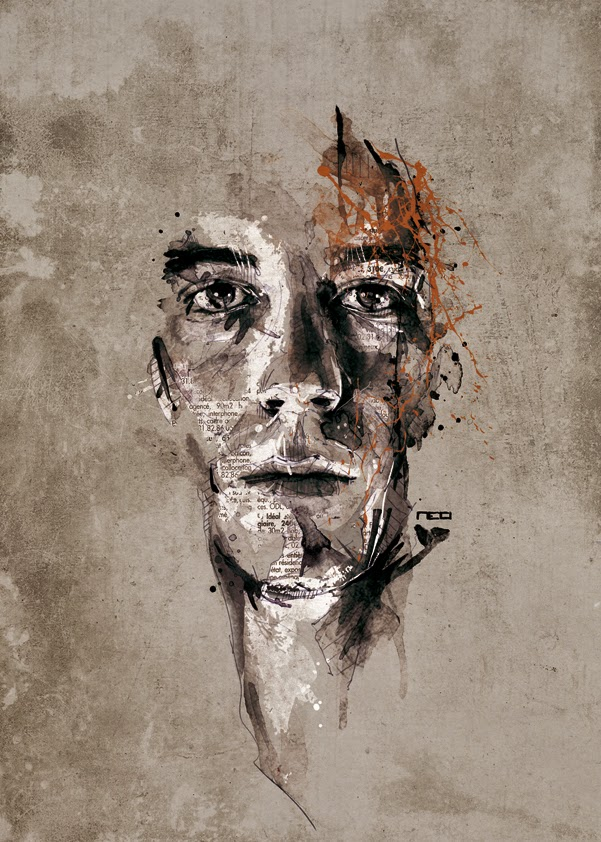 21-Shaun-White-Florian-Nicolle-neo-Portrait-Paintings-focused-on-Expressions-www-designstack-co