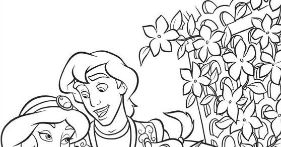 Jasmine Da Colorare Aladdin Disegno Da Colorare N3 Migliori