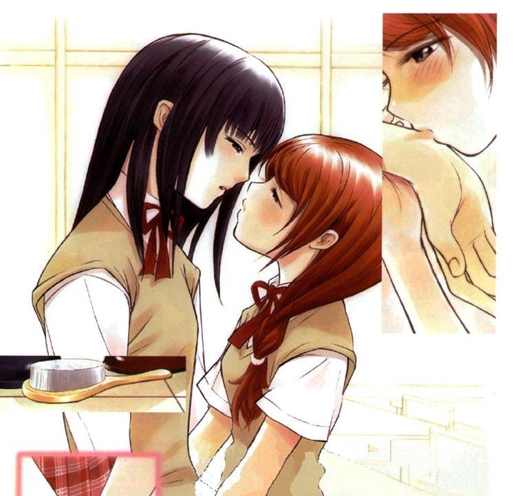 Melancholy of a Selfish Princess | Yuri Manga Pdf Download