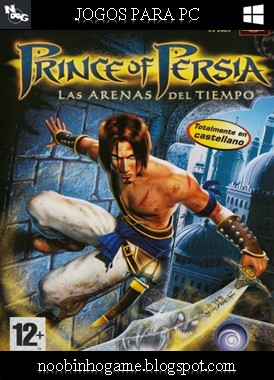 Download Prince of Persia The Sands of Time PC