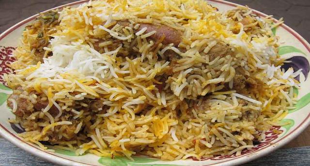 Biryani is a type of