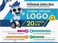 [GRATIS] Lomba Desain Logo Nasional 2021 di Politeknik Caltex Riau