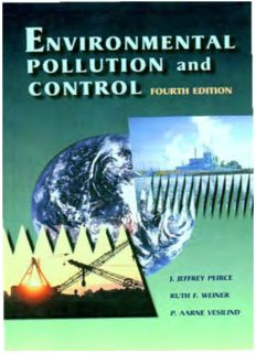 Environmental Pollution and Control, Fourth Edition By P Aarne Vesilind