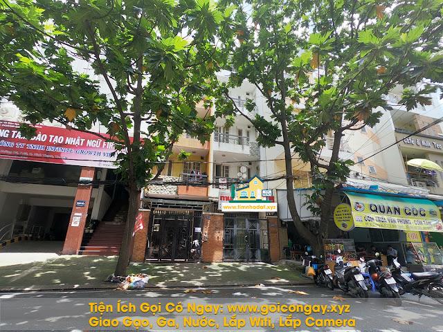 Ký túc xá Bình Thạnh gần đại học Ngoại Thương