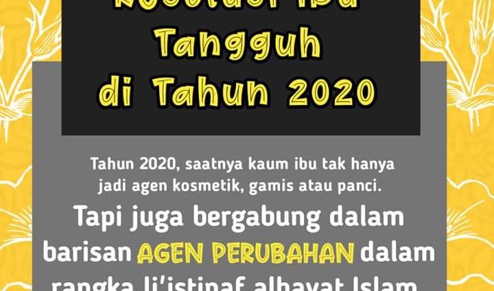 Resolusi Ibu Tangguh di Tahun 2020