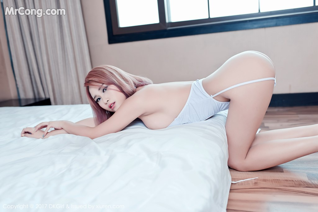 DKGirl Vol.045: Người mẫu Meng Bao Er (萌宝儿BoA) (56 ảnh)