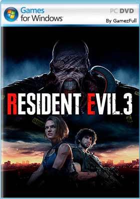 Resident Evil 3 Deluxe (2020) PC Full Español [MEGA]