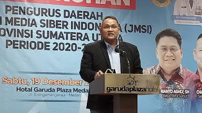 Respon JMSI atas Maklumat Kapolri Mak/1/I/2021