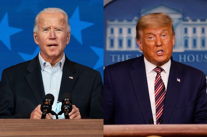 Joe Biden overtakes Trump in Pennsylvania
