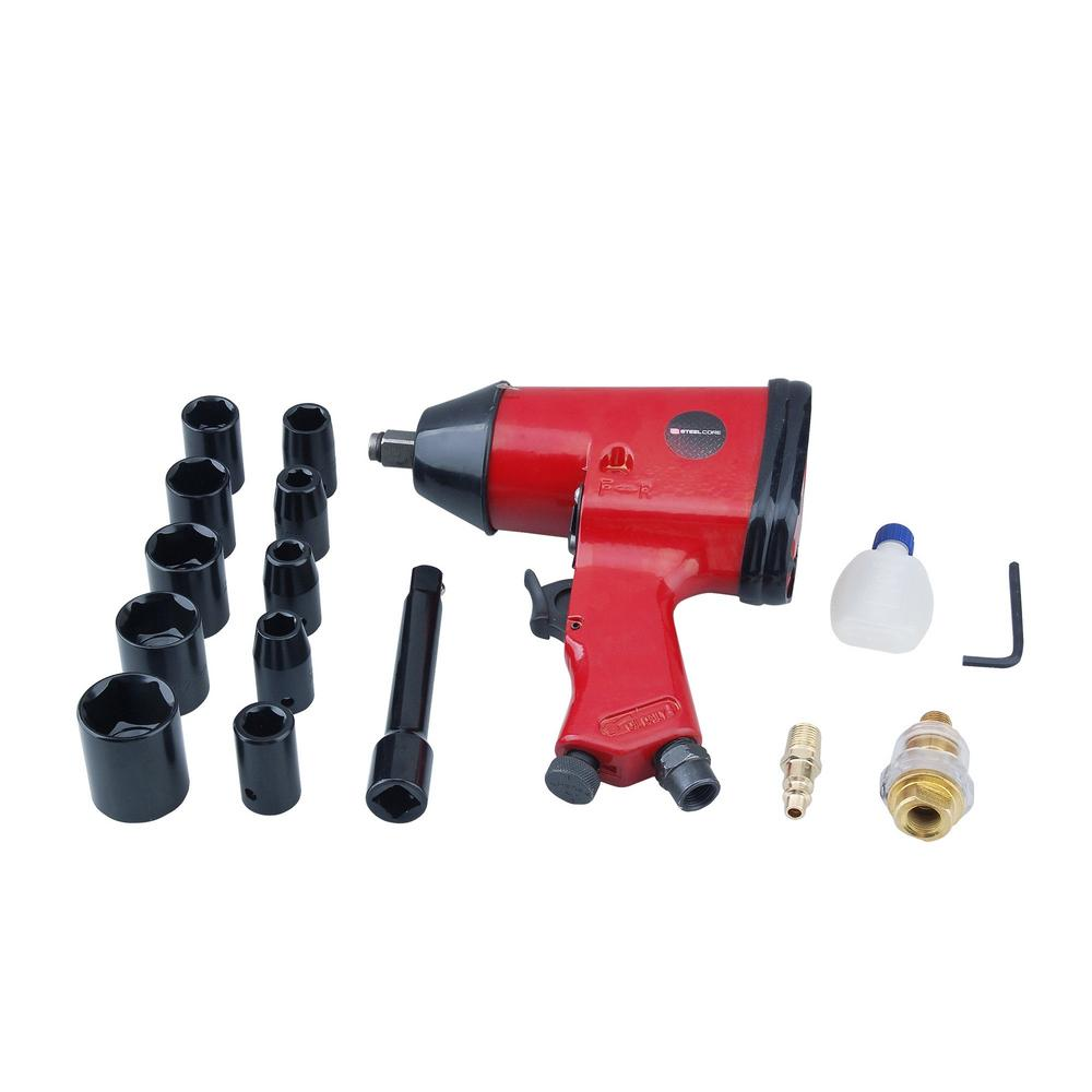 air impact wrench work