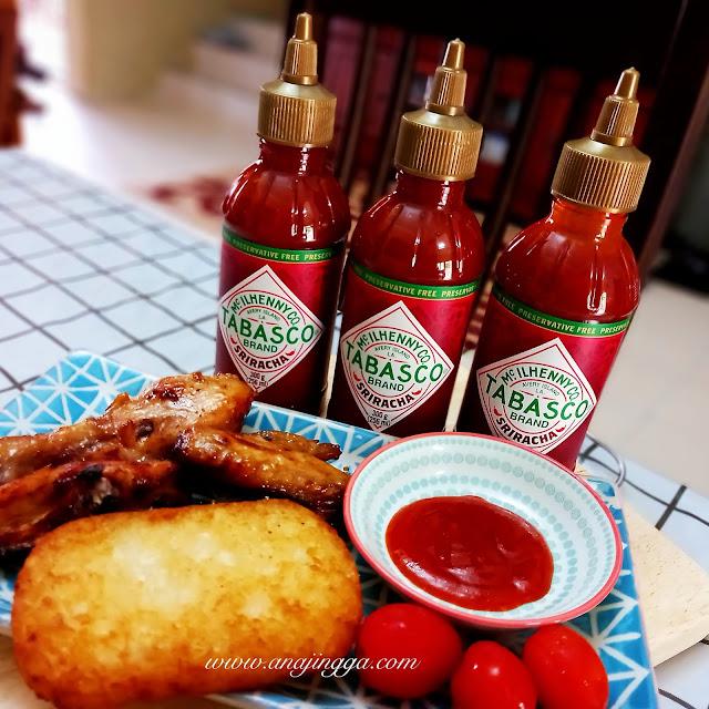 Sos Sriracha TABASCO