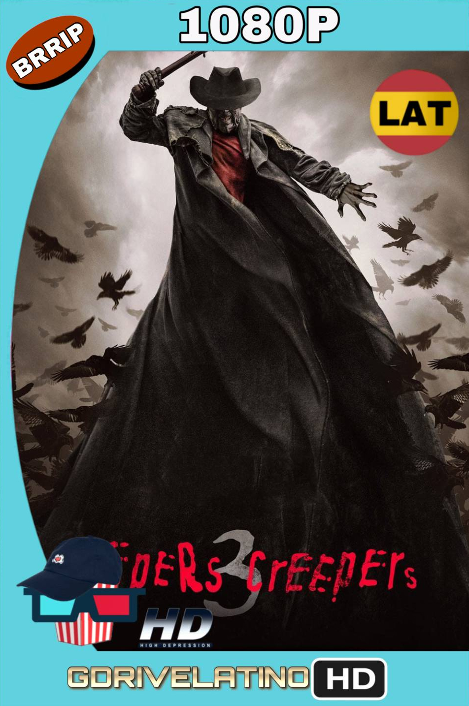 Jeepers Creepers 3 (2017) BRRip 1080p (Latino) MKV