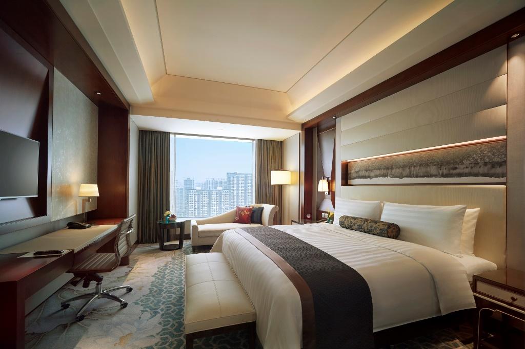 Shangri-La Hotel, Tangshan - Deluxe Room