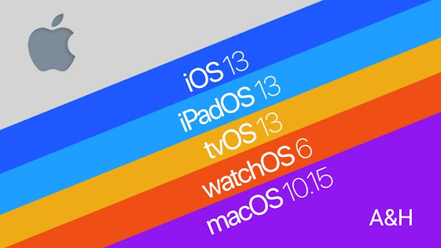 Apple releases the second iOS 13 public betas, and new developer betas