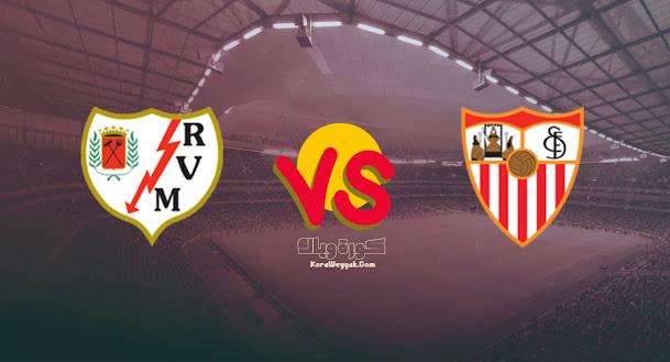 نتيجة مباراة اشبيلية ورايو فاليكانو اليوم 15 أغسطس 2021 في الدوري الاسباني