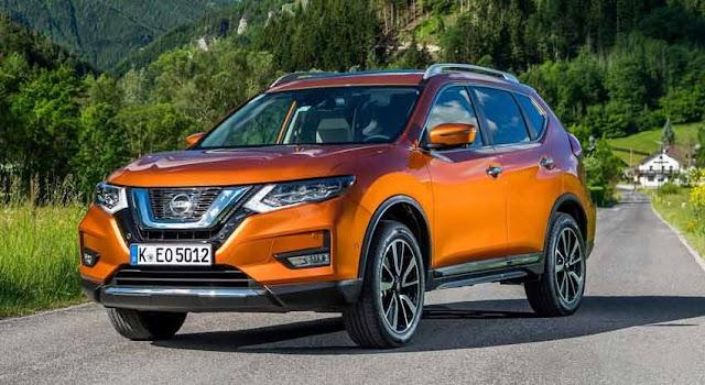 Di Inggris Pengembangan Mobil Nissan X-Trail Terbaru Distop