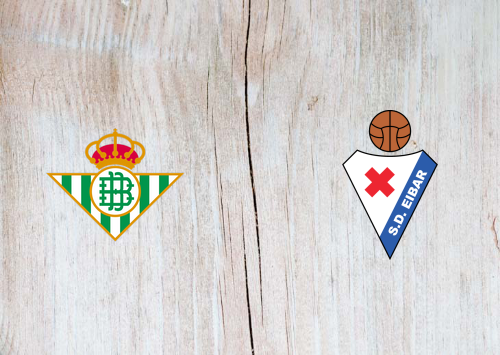 Real Betis vs Eibar - Highlights 4 October 2019