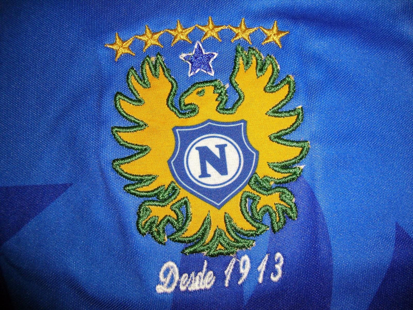 Nacional Futebol Clube (AM) - Show de Camisas ddd77c571427a