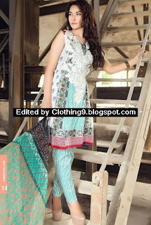 Ayesha Chottani Midsummer 2015 Collection