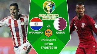 مشاهدة قطر باراجواي مباشر