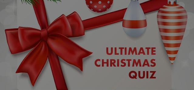 ultimate christmas quiz answers 100% sore all answers