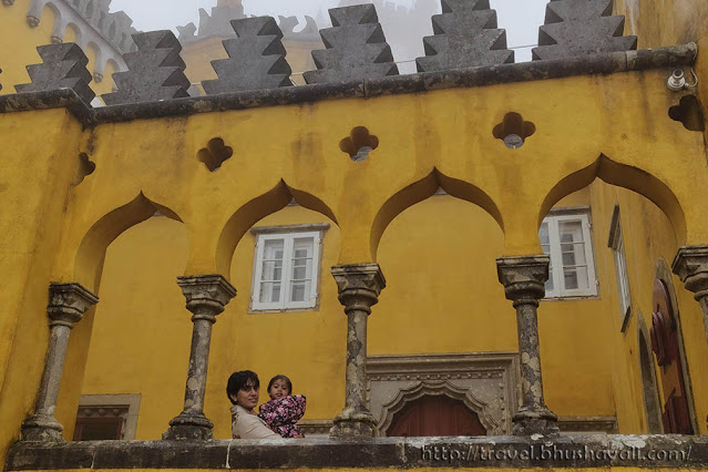 Pena Palace Palacio de Pena