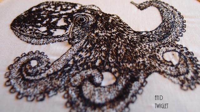Octopus by Enid Twiglet