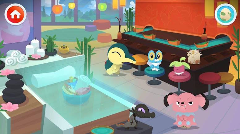 Pokémon Playhouse - Lounge