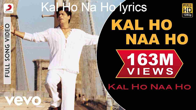 Kal Ho Na Ho lyrics