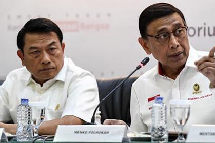 Pengamat: Ucapan Wiranto dan Moeldoko Selalu Bikin Suasana jadi Makin Gaduh!