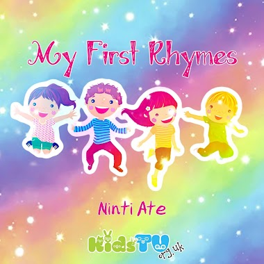 New kids songs album by Ninti Ate to listen in car - My First Rhymes