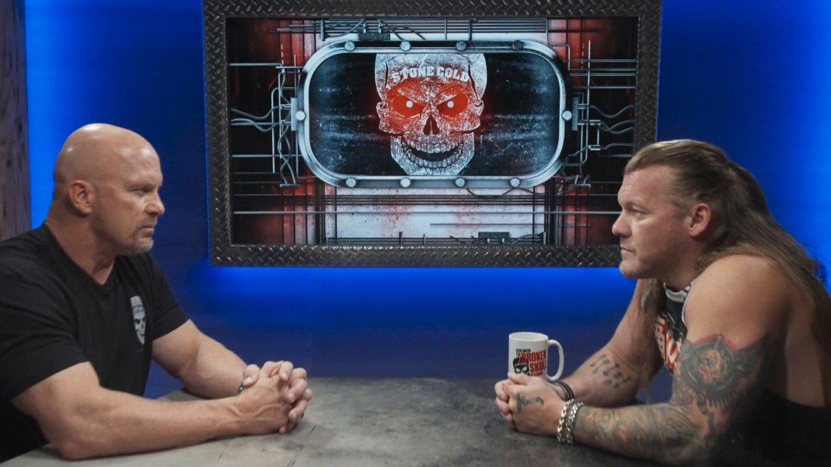Vince McMahon atribui grande audiência do AEW Dynamite a presença de Chris Jericho no podcast de Steve Austin