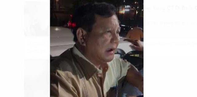 Prabowo: Pada Suatu Saat Saya Akan Mengundang