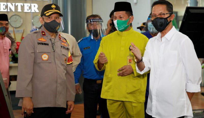 Amsakar Paparkan Kesiapan MPP Kota Batam Jelang New Normal