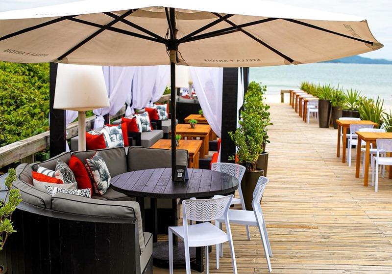 Os melhores beach clubs de Florianópolis