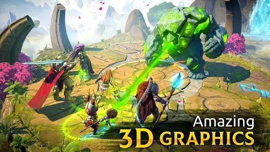 Age of magic Apk Free on Android Game Download
