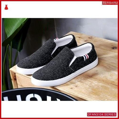DFAN3104S176 Sepatu Ys16 Slip On Wanita Sneakers Murah BMGShop