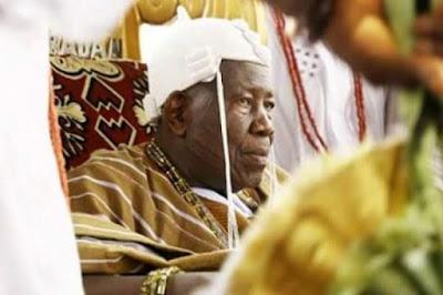 Olubadan now sells traditional title for N30m – Ibadan monarchs